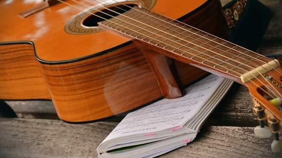Gitarre Lernen Schwer